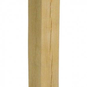 Eikenhouten sokkel